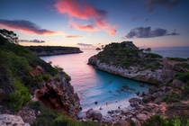 Cala des Moro beach Mallorca  photo by Dennis Fischer