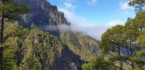 Caldera de Taburiente National Park La Palma Canary Islands