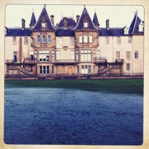 Calendar House North Facade Falkirk Scotland Designed by Brown and Wardrop in
