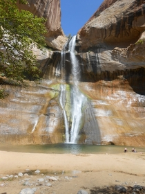 Calf Creek Falls Utah