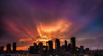 Calgary Alberta Canada  by Sofia Katherine Photography x-post from rCalgary