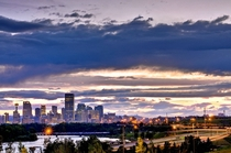 Calgary in the Summer  x-post from rCalgary