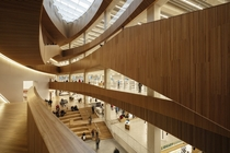 Calgarys Snhetta-Designed New Central Library taken by Michael Grimm