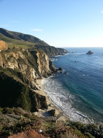 California is absolutely stunning Big Sur California