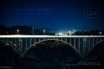 California SR- Arroyo Seco Bridge in Greater Los Angeles Area - Infopicture