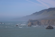 Californias Coast still has many desolate spots - Jenner CA