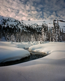 Callaghan Country in British Columbia  Photographed by David Schweitzer
