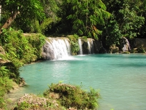 Cambugahay Falls Siquijor Philippines-- our st out of  waterfalls seen