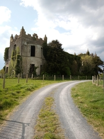 Came across this abandoned estate house in Rinville Co Galway Ireland yesterday