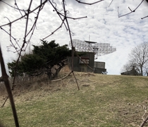 Camp Hero Radar Tower Montauk NY Closest you can get without trespassing The Montauk mystery