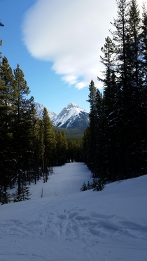 Canada Alberta One hour from Calgary The perfect backyard to play in