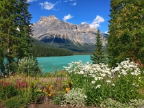 Canada is abundant witb beautiful turquoise lakes like the one pictured here Emerald Lake x