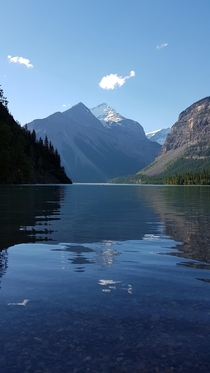 Canada never fails to amaze me  Mount Robson Canada x