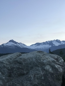 canada whistler mountains x