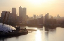 Canary Wharf and the City of London