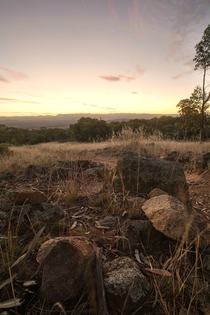 Canberra has some beautiful nature reserves Australia
