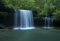 Caney Creek Falls AL