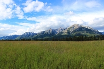 Canmore Alberta taken this previous summer