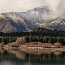 Cant beat Lake Tekapo New Zealand