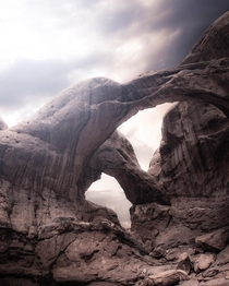 Cant get enough of these arches lately Shot in Moab Utah
