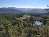 Cant wait to get back here after lockdown is over Uath Lochan Kingussie Scotland