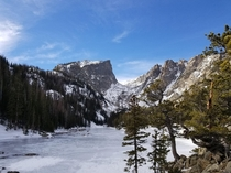 Cant WAIT to go back and experience Colorado this summer Dream Lake Rocky Mountain National Park