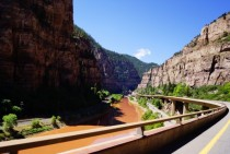 Canyon Carving on I-W through Western Colorado
