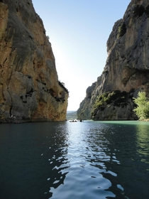 Canyon du Verdon Cote dAzur France