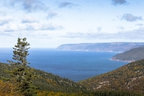 Cape Breton Highlands National Park Nova Scotia Canada