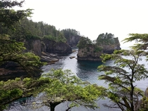 Cape Flattery in Washington