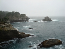 Cape Flattery the most northwest point in the continental US