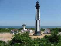 Cape Henry Light  Virginia Beach Virginia