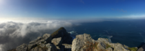 Cape Point South Africa where the Indian and Atlantic meet