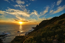 Cape Schanck Lighthouse - Mornington Peninsula Victoria Australia