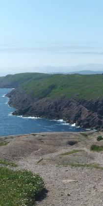 Cape Spear StJohns Newfoundland