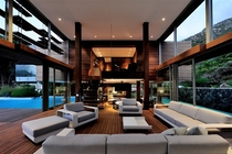 Cape Town Indoor Outdoor House