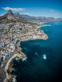 Cape Town South Africa Photo credit to Dan Finding