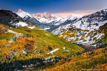 Capitol Peak Fall