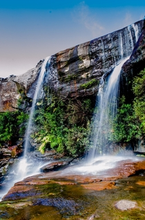 Capturing Maddens Fall  NSW  Australia