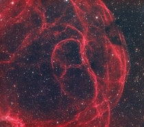 Capturing the Giant Spaghetti Supernova Remnants