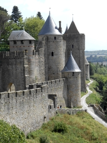 Carcassonne France  years ago