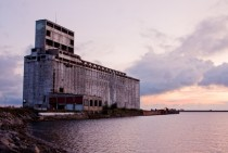 Cargill Pool Grain Elevator Buffalo NY