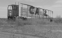 Carls Corner Truck Stop Billboard - Carls Corner Texas  Carls Corner History in Comments