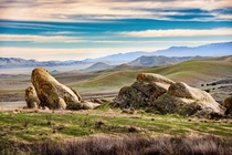Carrizo Plain an amazing landscape in California that gets only  visitors a year OC