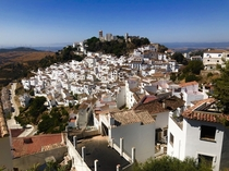 Casares White Village Spain