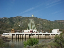 Castaic Pumped-Storage Hydroelectric Plant
