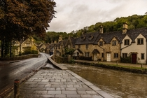 Castle Combe The Cotswolds UK