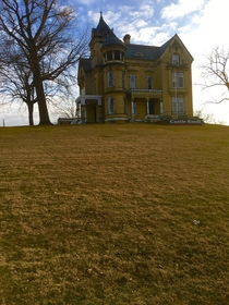 Castle Knoll in Springfield Ohio