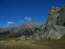 Castle Rock Canterbury New Zealand