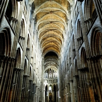 Cathdrale Notre-Dame de Rouen France Part of the foundation was built in the th century part of the building was built in the th century x